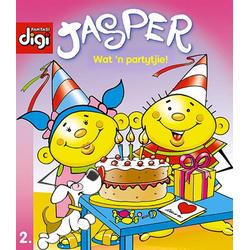 Jasper-reeks 2 - Wat'n partytjie!