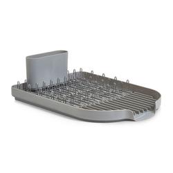 Geschirrabtropfer Metall grau Zeller 24890 (BHT 45x13x32 cm) Zeller