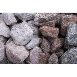 Schottischer Granitstein Steinschlag SS 20-40 - Big Bag 1000 kg