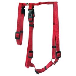 Wolters Geschirr Soft & Safe No Escape cayenne Panikgeschirr, Größe: XL