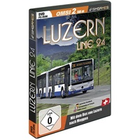 OMSI 2: Luzern - Linie 24 (Add-On) (PC)