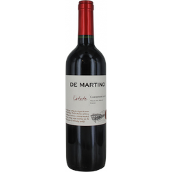 2016 Estate Carmenere De Martino - Rotwein