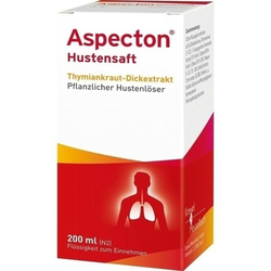 ASPECTON Hustensaft 200 ml