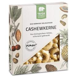 Taiga Naturkost - Cashew-Kerne - Bio - Rohkost-Qualität - 70 g