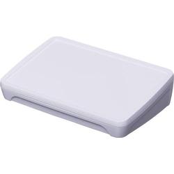 Bopla BOP 7.0 PQ-9016 Pult-Gehäuse 215 x 150 x 53 ABS Weiß (RAL 9016) 1St.
