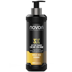 Novon Professional Aftershave 3x Gold One 400 ml