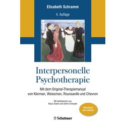 Interpersonelle Psychotherapie: Buch von Elisabeth Schramm