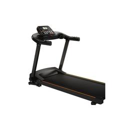 Technofit Laufband Laufband elektrisch Fitnessgerät Heimtrainer klappbar mit LCD Display bis 12km/h