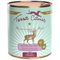 Terra Canis Getreidefrei Wild mit Kartoffeln, Apfel & Preiselbeeren