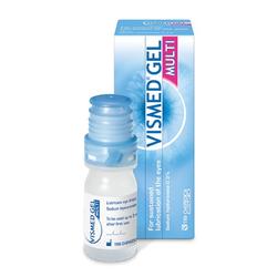 VISMED GEL MULTI Augentropfen 10 ml