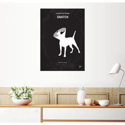 Posterlounge Wandbild, Premium-Poster Snatch 100 cm x 130 cm