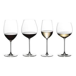 Riedel Gläser Veritas Veritas Tasting Glas Set 4-tlg. Veritas 5449/47