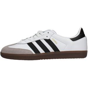 adidas Herren Samba Og Gymnastikschuhe, Weiß (Ftwbla/Negbás/Gracla 000), 36 EU