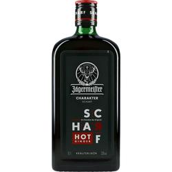 Jägermeister SCHARF 33% 0,7 ltr.