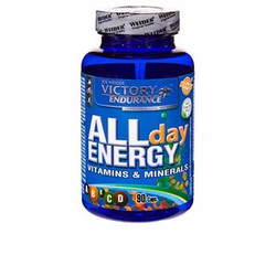 ALL DAY ENERGY vitamins minerals 90 caps
