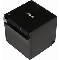 Epson TM-m30II-H (152): USB + Ethernet + Lightning + SD, Black, PS, EU