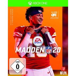 Madden NFL 20 Xbox One USK: 0