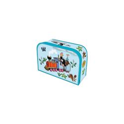 Trötsch Verlag Spielwerkzeugkoffer Der kleine Maulwurf, Spielzeugkoffer blau
