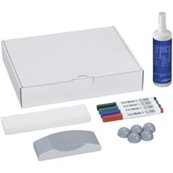 Whiteboard Zubehör-Set Maße 305 x 240 x 60 mm