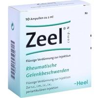 Heel ZEEL comp.N Ampullen