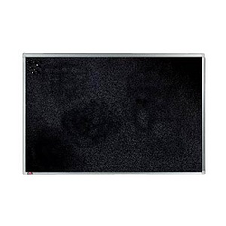 dots Pinnwand 90,0 x 60,0 cm Textil schwarz