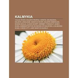 Kalmykia als Taschenbuch von