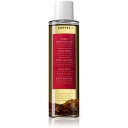 Korres Wild Rose Öl zum Reinigen und Abschminken 150 ml