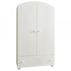 Pali Kleiderschrank Eco Weiß