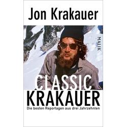 Classic Krakauer als Buch von Jon Krakauer