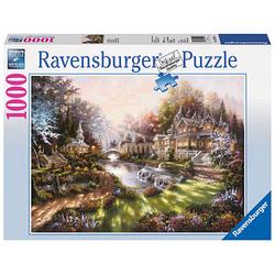 Ravensburger Im Morgenglanz Puzzle 1000 Teile
