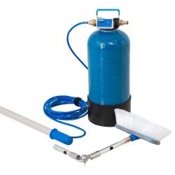 LEWI PURASTART Mini Wasserreiniger, Reinwasser-Reinigungssystem, 1 Set