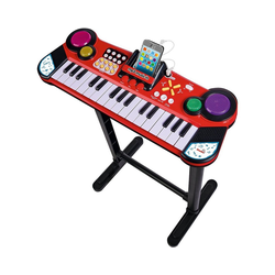 SIMBA Spielzeug-Musikinstrument MMW I-Standkeyboard