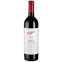 Bin 2 Shiraz Mataro - 2017 - Penfolds - Australischer Rotwein