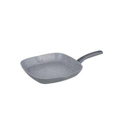 Michelino Grillpfanne Grillpfanne Grillpfanne, Aluminium (1-tlg), Grillpfanne