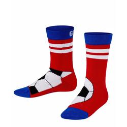 FALKE Socken FALKE Active Soccer Kinder Socken rot 23-26