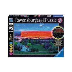 Ravensburger Puzzle Puzzle 1200 Teile, 75x100 cm, Color Star Line mit, Puzzleteile
