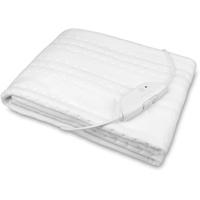 Medisana HU 674 Wärmeunterbett, 150 x 80 cm, Abschaltautomatik, Überhitzungsschutz, 4 Temperaturstufen, waschbar, Matratzenheizung für alle gängigen M
