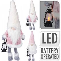 Dekofigur LED ZWERG