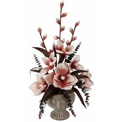 Kunstpflanze Soft-Magnolie Magnolie, I.GE.A., Höhe 65 cm
