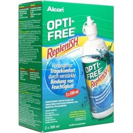 Alcon Opti-Free RepleniSH Lösung  2 x 300 ml