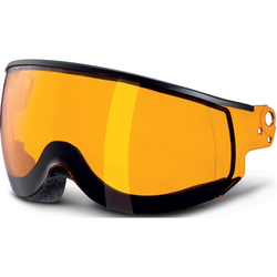 Kask Skihelm Visier II orange