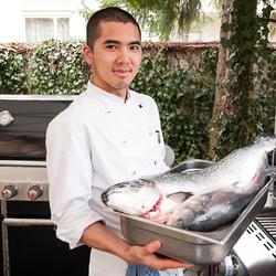 Fisch-Kochkurs mit Andre Greul