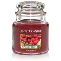 Yankee Candle Duftkerze Black Cherry 411 g