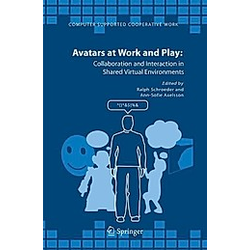 Avatars at Work and Play - Buch