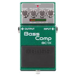 Boss BC-1X Bass Comp Kompressor