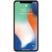 iPhone X 256GB Silber