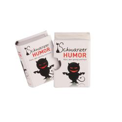 Schwarzer Humor als Buch von