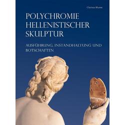 Polychromie hellenistischer Skulptur