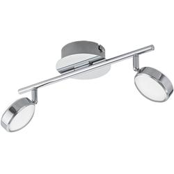 EGLO LED Deckenleuchte SALTO, LED Deckenlampe