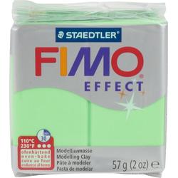 FIMO Modelliermasse Effect Neon, 57 g grün